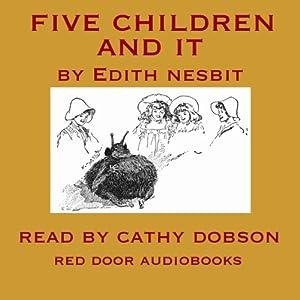 Five Children and It Audiobook