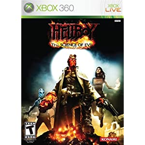 Hellboy: The Science of Evil - Xbox 360