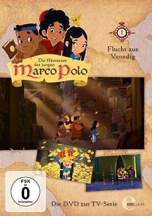 Die Abenteuer des jungen Marco Polo, Folge 1 - Flucht aus Venedig ...