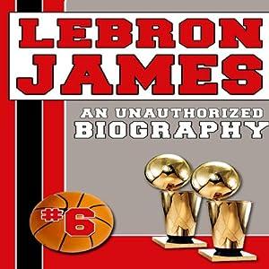 LeBron James Audiobook