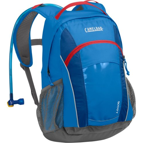 Camelbak Products Scout Hydration Backpack, Superhero, 50-Ounce, Outdoor Stuffs
