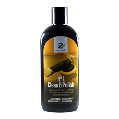 nextzett No. 1 Clean & Polish: Automotive