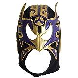 Deportes Martinez Ultimo Guerrero Lycra Lucha Libre Wrestling Mask (Pro-Fit) Costume Wear Luchador Mask