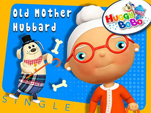 Old Mother Hubbard Nursery Rhymes By (Old Mother Cupboard)