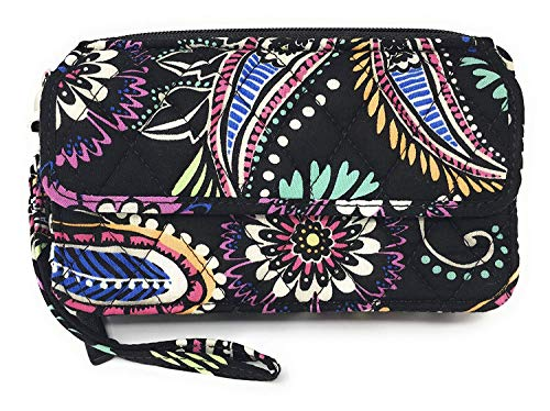 Vera Bradley All In One Crossbody for iPhone 6/6+ Wristlet, African ()