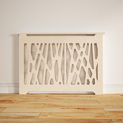 Unfinished MDF radiator heater covers, 12