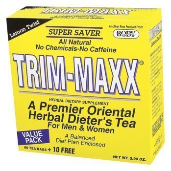 Body Brkthrough - Trim-Maxx Lemon Twist, 70 bag ()