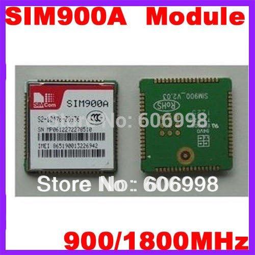 SYEX 5pcs//lot SIM900A SIM 900A Module GSM//GPRS Dual-band 900//1800MHz SIMCOM