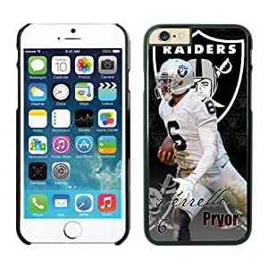 NFL Oakland Raiders Terrelle Pryor Case Cover For SamSung Galaxy S5 Mini Black NFL Case Cover For SamSung Galaxy S5 Mini 13785