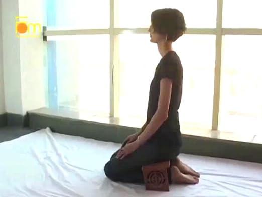 Amazon.com: Friends of Meditation - Banco de rodillas para ...