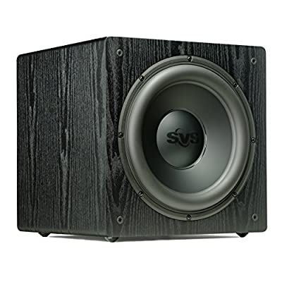 "SVS SB12-NSD - 12"", 400-watt DSP Controlled, Sealed Box Subwoofer (Black Ash) from SVS"