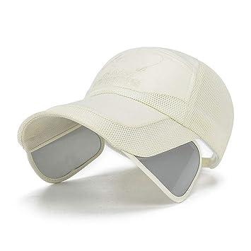 ENGXING Sombreros Flexibles de Visera para Hombres Sombreros de ...