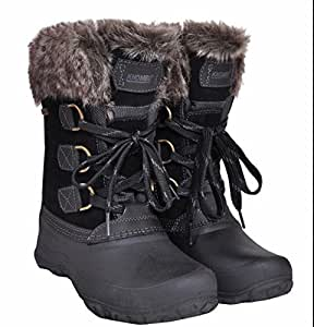 Amazon.com: Khombu Women's The Slope Winter snow Boots 8