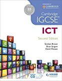 img - for Cambridge Igcse Ict book / textbook / text book