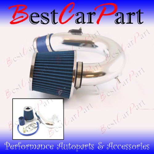 00 01 02 03 04 05 Toyota Celica Gt 1.8 Vvti Short Ram Intake Blue (Included Air Filter) #Sr-ty004b (Celica Gt Short Ram Intake)