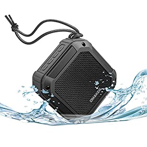 Omaker Nature, Float Bluetooth Speaker, Waterproof Outdoor Wireless Portable Speaker TWS, 5W Audio Driver for Swimming Pool, Beach, Shower & Home(M4 Upgraded Version)