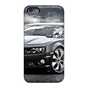 Apple Iphone 6s IAy1918JJnm Support Personal Customs Realistic Fast Black Chevrolet Camaro Ss Series Protective Cell-phone Hard Covers -DeanHubley