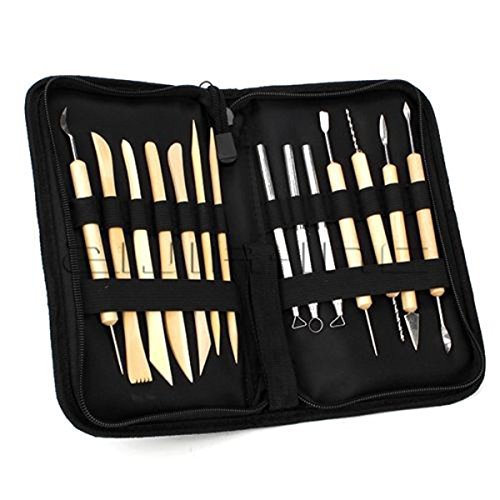 14-pcs-clay-sculpting-wax-carving-pottery-tools-polymer-ceramic-modeling-kit