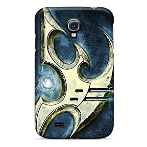 High Quality Shock Absorbing Cases For Galaxy S4-protoss Starcraft Ii