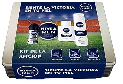 Amazon.com: Nivea Men Pack Mundial 2018: Beauty