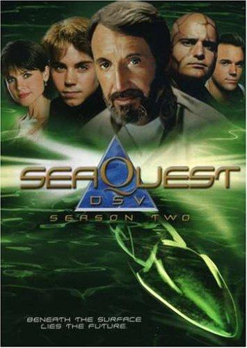 DVD : Seaquest DSV: Season Two (Full Frame, , Dolby, Slim Pack, Slipsleeve Packaging)