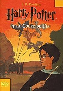 vignette de 'Harry Potter n° 4<br /> Harry Potter et la coupe de feu (Joanne Kathleen Rowling)'