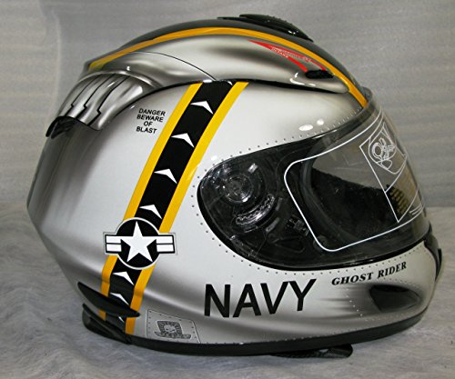 Large GHOST RIDER Jolly Rogers F-14 Tomcat US NAVY Style ...