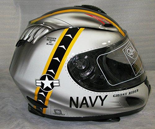 Fighter Jet Style Motorcycle Helmets - 1