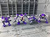 Mecha Series Compatible with Mobile Frame Zero