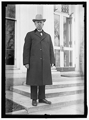 rapped Framed Print of Morehead, John Henry. Rep. from Nebraska, 1923-1927; Governor, 1912-1916 1913 Harris & Ewing 67a ()