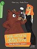 """Afficher """"Jim Boussole détective<br /> Pas de bisou, merci !"""""""