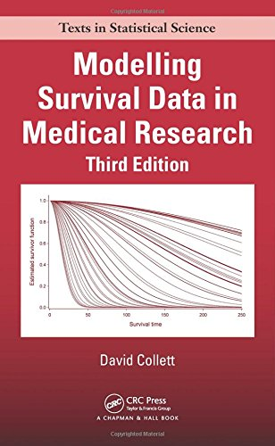 Modelling Survival Data in Medical Research (Chapman & Hall/CRC Texts in Statistical Science) by Chapman and Hall/CRC