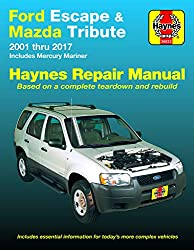 Image of the product Ford Escape 01 17 Mazda that is listed on the catalogue brand of Haynes Manuals N. America.