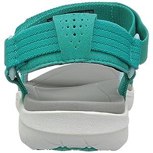 Teva Women's W Sanborn Sandal, Teal, 8 M US