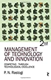 Management of Technology and Innovation 9788132100836