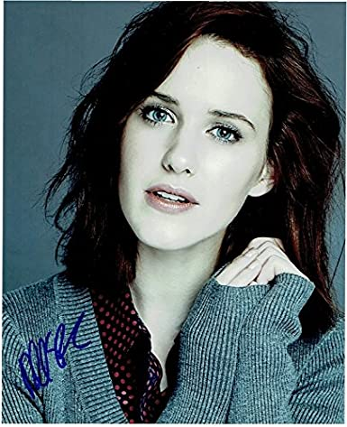 Rachel Brosnahan House Of Cards Autograph Signed 8x10 Photo At
