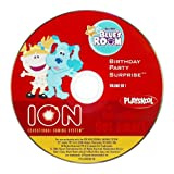 : Ion Educational Gaming System Active Learning Disc: Blue's Room - Birthday Party Surprise