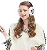 cute headphone fir girls - Women girls knitted dear headphone