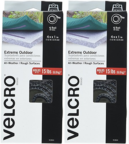 VELCRO Brand Extreme Outdoor 4 Titanium