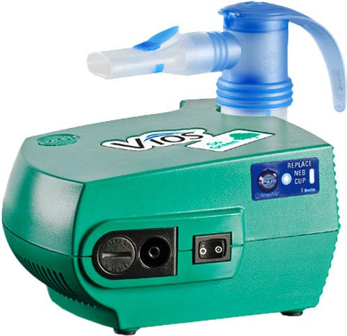 Professional Adult Vaporizer Compressor with Sprint Kit and Bonus Reusable Kit (Plus Nebulizer)