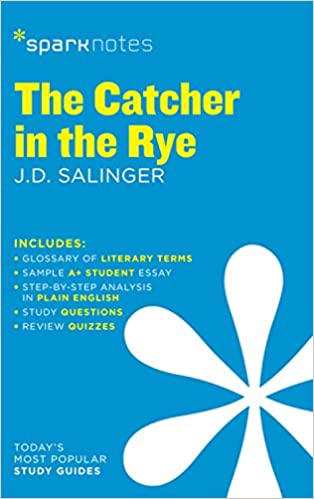 Amazoncom The Catcher In The Rye Sparknotes Literature Guide