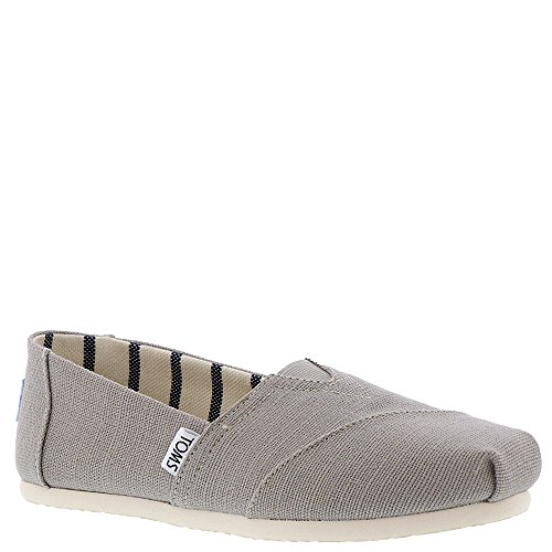 TOMS Womens Venice Casual Lifestyle Shoe, Morning Dove, 6 B(M) US by TOMS