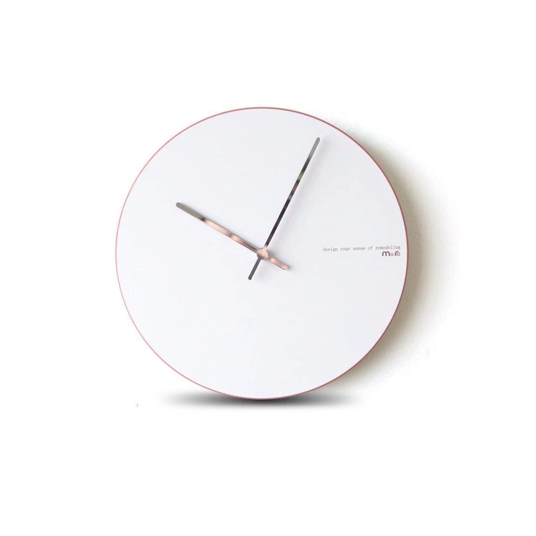 シズネ おしゃれ 掛時計 現代 シンプル 時計 掛け時計 リビング 壁掛け リビング 飾り EBODONG B07C6SKDWYタイプ2