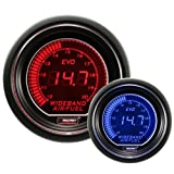 Wideband Digital Air Fuel Ratio Kit Blue/Red EVO Series