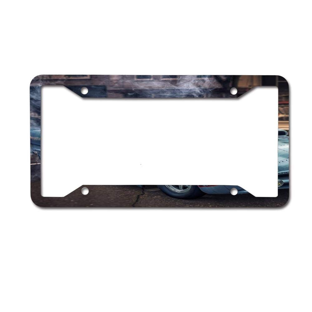 Headwind GR License Plate Frame Auto Truck Car Front Tag Metal 6x12 inch