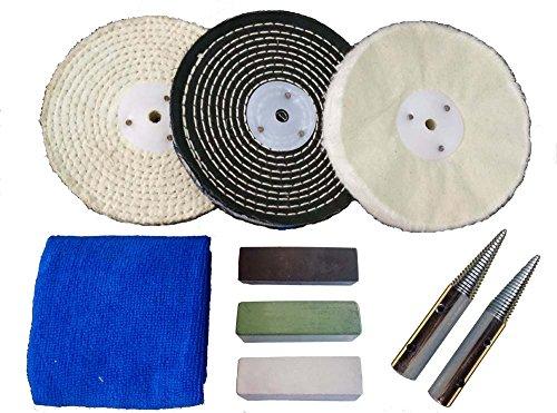 grinder polishing kit - 1