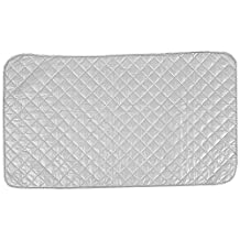 48 x 85cm Portable Home Travel Folding Pure Cotton Magnetic Iron Ironing Heat-resistant Board Mat Pad Blanket