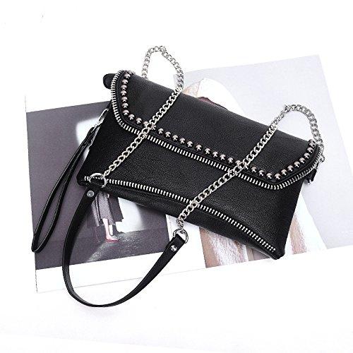 Simple Bolso De Hombro De La Manera Nueva Dama Crossbody Bolsa Bolso Personalidad Tendencia,Style 3 Style 1