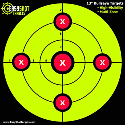 how to make shoot and see targets