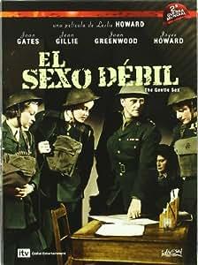 El sexo débil [DVD]